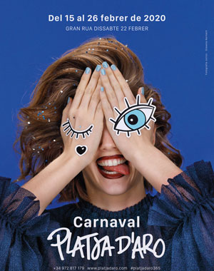 Carnaval platja d'Aro
